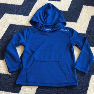Baby gap boys pullover hoodie, size 4t
